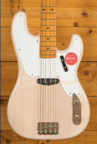 Squier Classic Vibe 50s P-Bass White Blonde