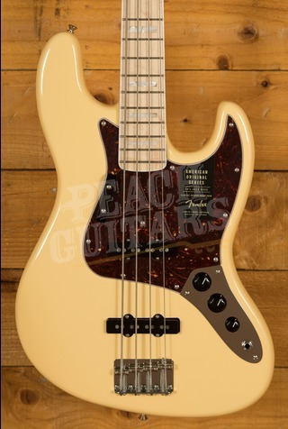 Fender American Original 70's Jazz Bass Vintage White