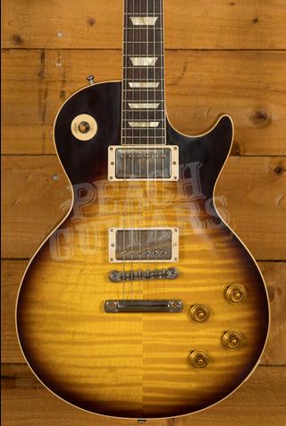 Gibson Custom 60th Anniversary Les Paul Handpicked Top Kindred Burst