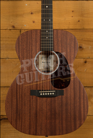 CF Martin 000-10E Sapele w/ Fishman MX-T & Soft Shell Case