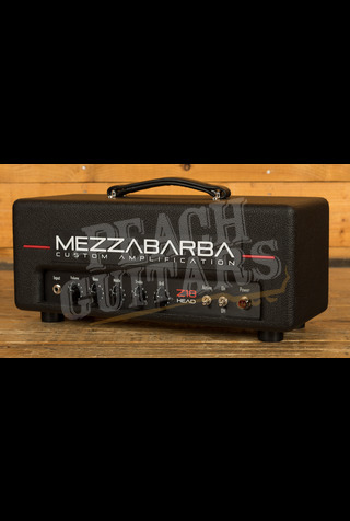 Mezzabarba Z18 20 watt head