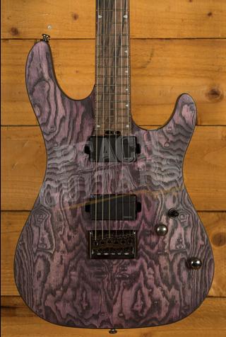 Cort KX500 Etched Deep Violet