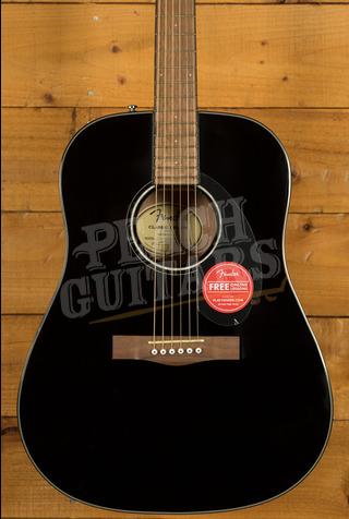 Fender CD-60S Dreadnought Black