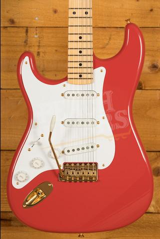 Fender Custom Shop '57 Strat NOS Fiesta Red Left Handed