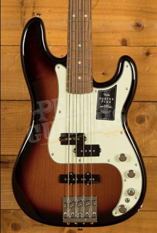 Fender Player Plus P-Bass Pau Ferro 3-Tone Sunburst