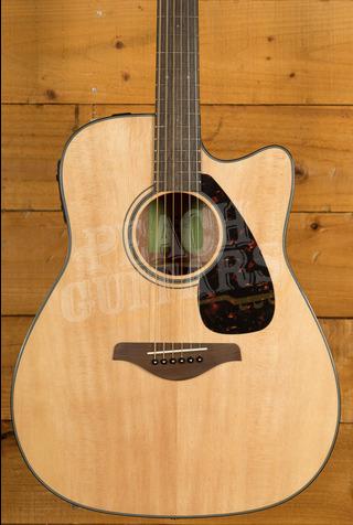 Yamaha FGX800C NTII Electro Acoustic Guitar