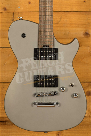 Manson Meta Series MBM-1 Matthew Bellamy Signature Guitar Starlight Silver