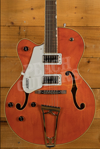 Gretsch G5420LH Electromatic Orange Stain Left handed Ex Video