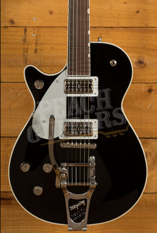 Gretsch - G6128T PRO Players Edition Jet - Left Handed - Black Ex Video