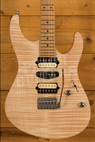 Suhr Modern Satin Flame Natural