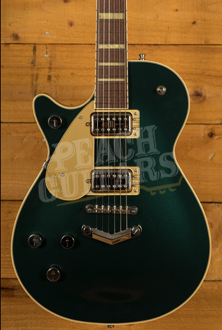 Gretsch - G6228 PRO Players Edition Jet BT LH Cadillac Green Metallic Ex Video