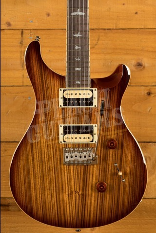 PRS SE Custom 24 Zebrawood Top