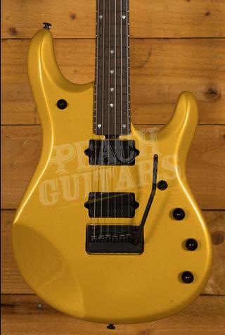 Music Man JP6 Piezo Maple Neck Firemist Gold