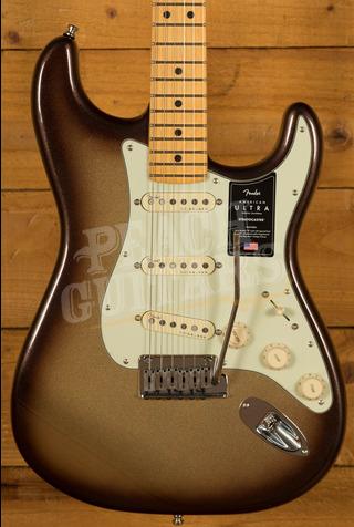Fender American Ultra Stratocaster Mocha Burst