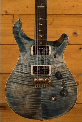PRS 35th Anniversary Custom 24 Faded Whale Blue Pattern Thin 85/15