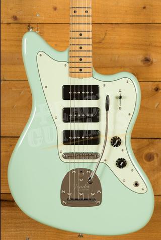 Fender Noventa Jazzmaster Maple Surf Green