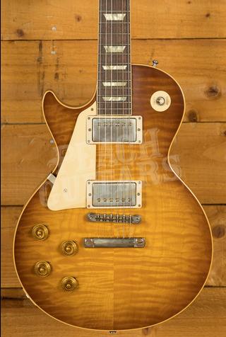 Gibson Custom Murphy Lab HP Top 58 Les Paul LH Dirty Lemon Burst Ultra Light Aged