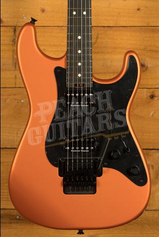 Charvel Pro Mod SO Cal Style 1 HH Satin Orange Blaze Ebony Fingerboard