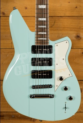Reverend Warhawk 390 Chronic Blue