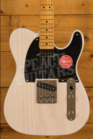 Squier Classic Vibe 50s Tele Maple Neck White Blonde
