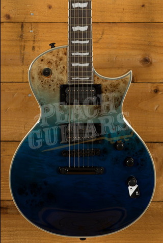 ESP LTD EC-1000 BP Blue Natural Fade
