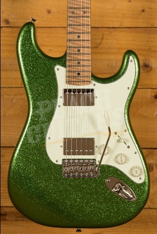 "Xotic ""Xotique"" XSC Green Sparkle"