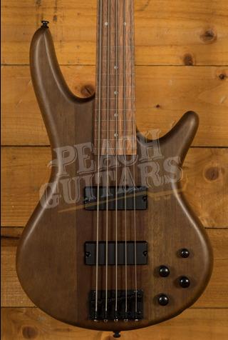 Ibanez GSR205BF Fretless Electric Bass Guitar - Walnut Flat