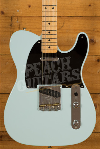 Fender Custom Shop '52 Tele Lush Closet Classic MN Sonic Blue