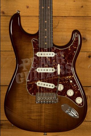 Fender Custom Shop 60's Strat NOS Walnut Burst Dale Wilson Masterbuilt