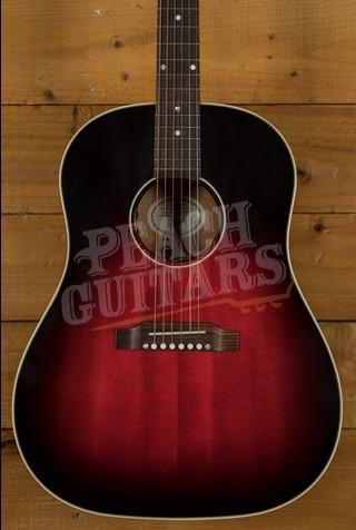 Gibson Slash J-45 Vermillion Burst