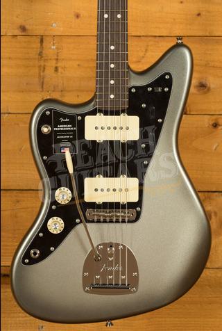 Fender American Professional II Jazzmaster Left-Hand Mercury Rosewood