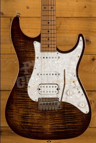 Suhr Standard Plus Bengal Burst Maple