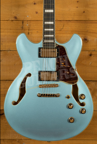 Ibanez Artcore AS83-STE Expressionist in Steel Blue