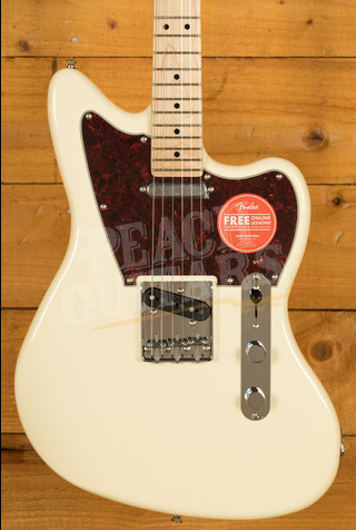 Squier Paranormal Offset Telecaster Olympic White