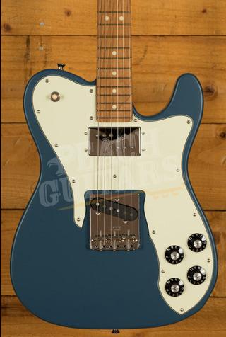 Fender LTD MIJ Tele Custom Roasted Maple Neck Indigo