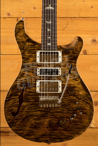 PRS Special Semi Hollow Yellow Tiger Pattern