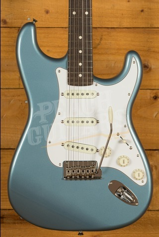 Fender 2019 MIJ LTD Collection Stratocaster Rosewood Ice Blue Metallic