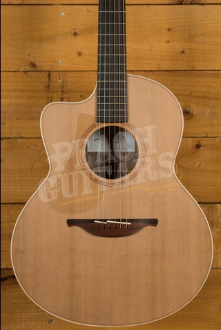 Lowden F-23c Left Handed Walnut & Red Cedar