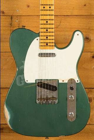 Fender Custom Shop Limited '51 Tele Relic Aged Sherwood Green
