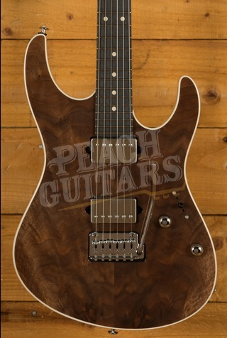 Suhr Custom Modern Walnut & Black Limba
