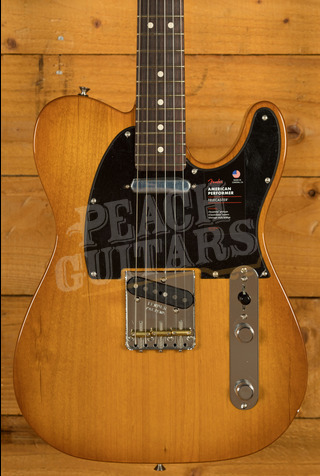 Fender American Performer Tele - Honeyburst Rosewood