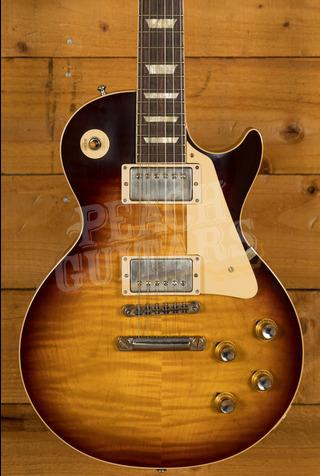 Gibson Custom 60th Anniversary '60 Les Paul V3 Washed Bourbon Burst