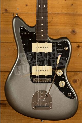 Fender American Professional II Jazzmaster Mercury Rosewood