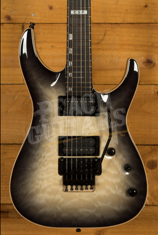 ESP E-II Horizon FR Black Natural Burst