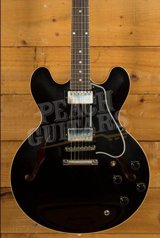 Gibson Custom Murphy Lab 1959 ES-335 Reissue Ebony - Ultra Light Aged