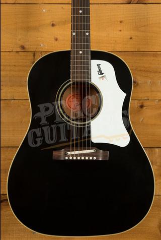Gibson 60s J-45 Original, Adj Saddle (no pickup) Ebony