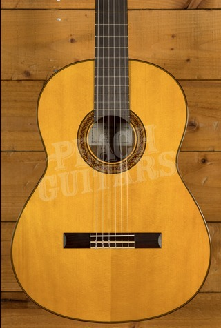 Yamaha CG162S Solid Spruce Top Classical Natural