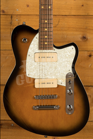 Reverend Charger 290 - Coffee Burst