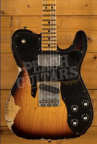 Fender Custom Shop 2020 Limited Tele Custom Maple Heavy Relic