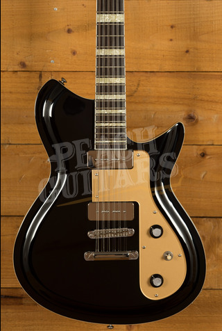 Rivolta Combinata 12 String Toro Black